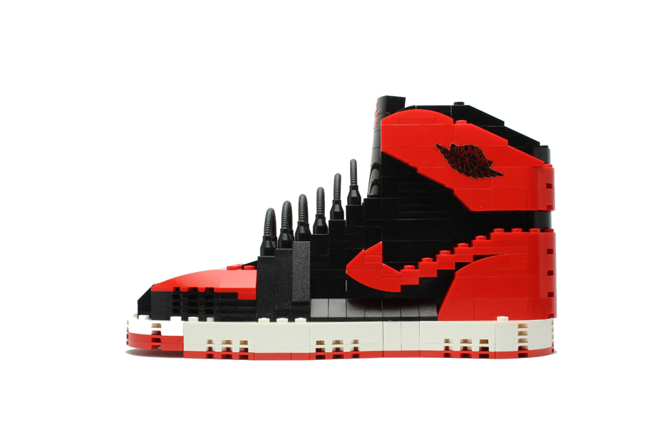 You Can Buy Your Own Lego Air Jordans Now