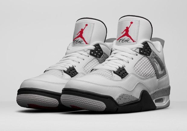 """competitive price 89c00 b081b Jordan Brand s remaster process continues into 2016 with the release of Air  Jordan 4 """"White Cement."""" The 1989 classic was re-released in 1999 with  original ..."""