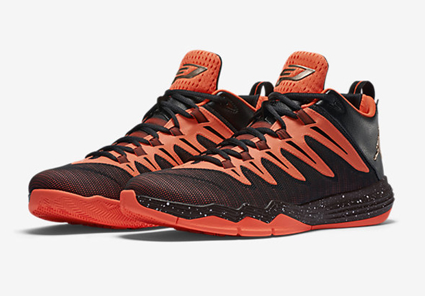 Jordan Cp Shoe History