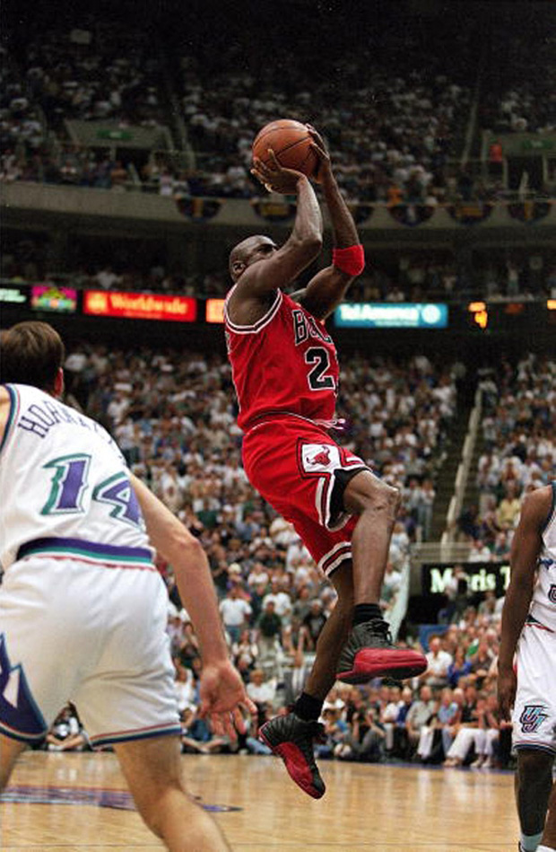 Relive Michael Jordan's Legendary Flu Game At Sneaker Con Chicago - Air Jordans, Release Dates ...