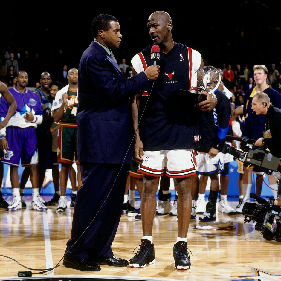 michael jordan 98 all star game