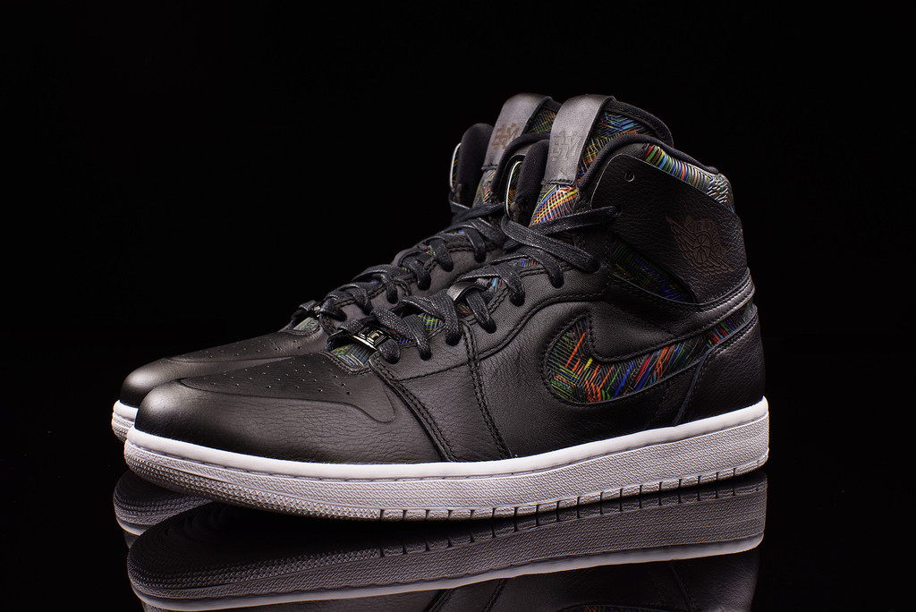 air jordan 1 nouveau black history month