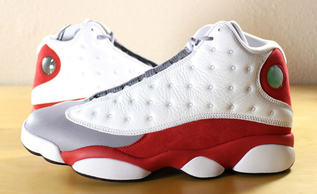 "pretty nice ffb57 941ff Air Jordan 13 ""Grey Toe"" began as a sample in 1998. Then the Interwebz  caught wind of some leaked photos, and the shoe started building a  grail-status ..."