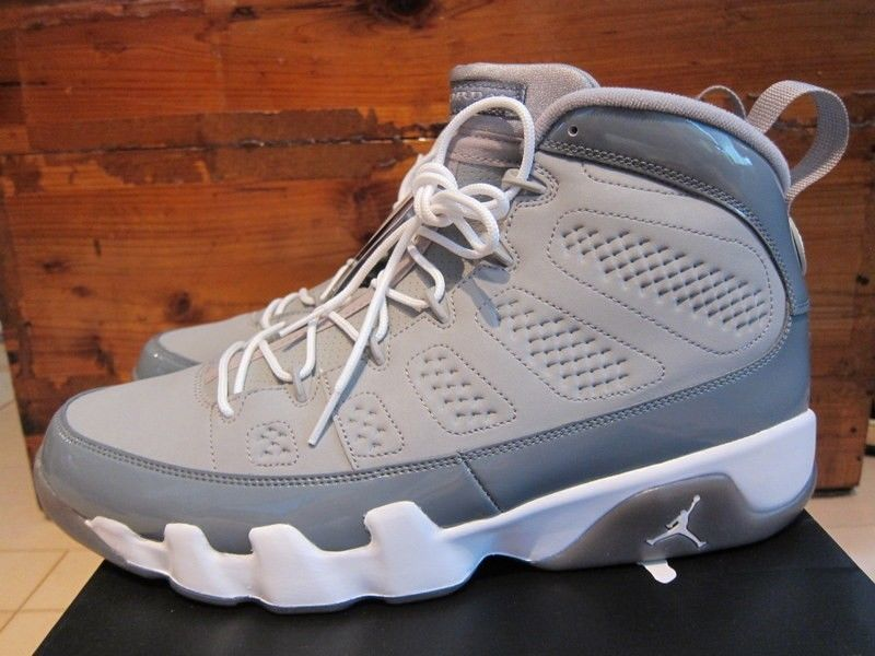 6c3b500d7d5 Air Jordan 9 Cool Grey Archives - Air Jordans, Release Dates & More ...