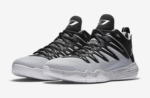 "Any combination of black, white and/or grey with speckling usually counts  as an ""Oreo"" colorway. So check off the Jordan CP3.IX as one of that club's  latest ..."
