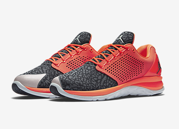 jordan trainer st hyper orange air jordans release dates more. Black Bedroom Furniture Sets. Home Design Ideas