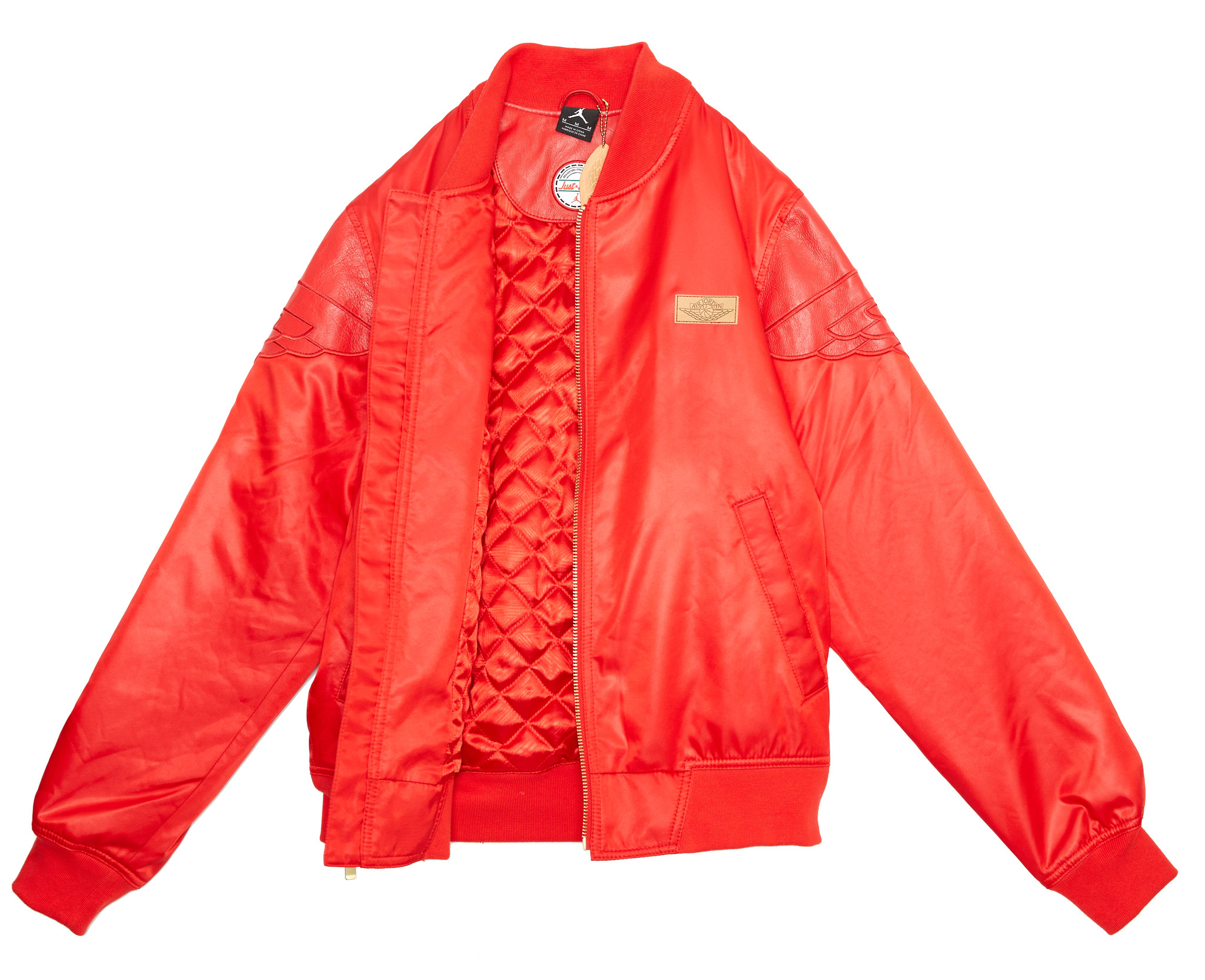 912949b75213 Here's The Jacket To Match Your Just Don x Air Jordan 2 Pack ...