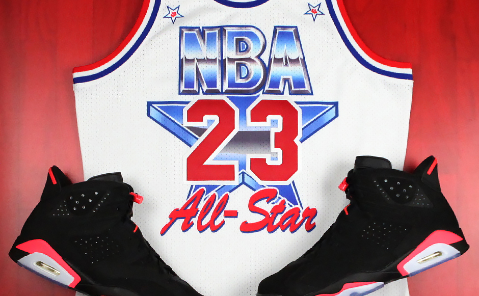 Mitchell & Ness Releasing Michael Jordan's 1991 NBA All-Star Jersey
