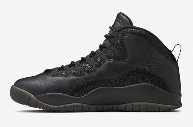 21 Mercer Sets Time For Air Jordan 10 OVO