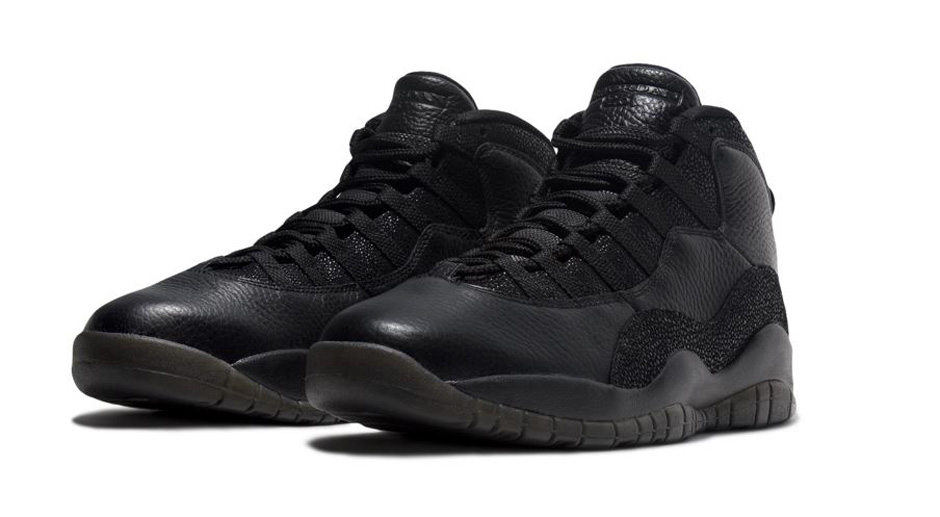b7059db66464bc Air Jordan 10 OVO Black Archives - Air Jordans