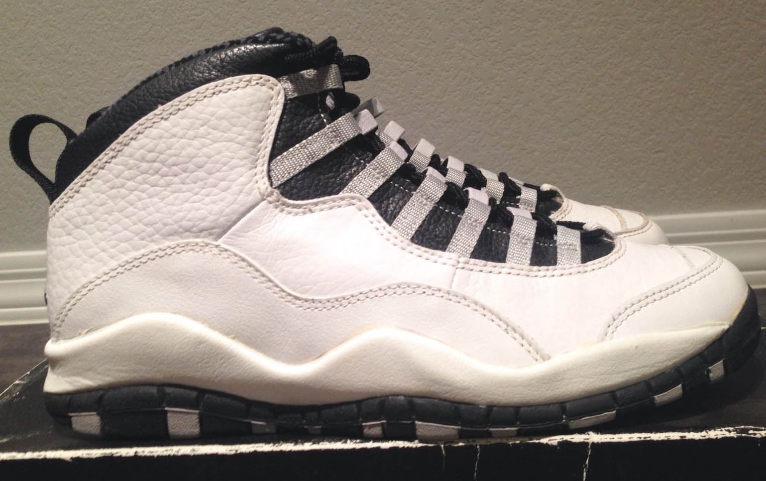 Air Jordan Steel Toe Shoes