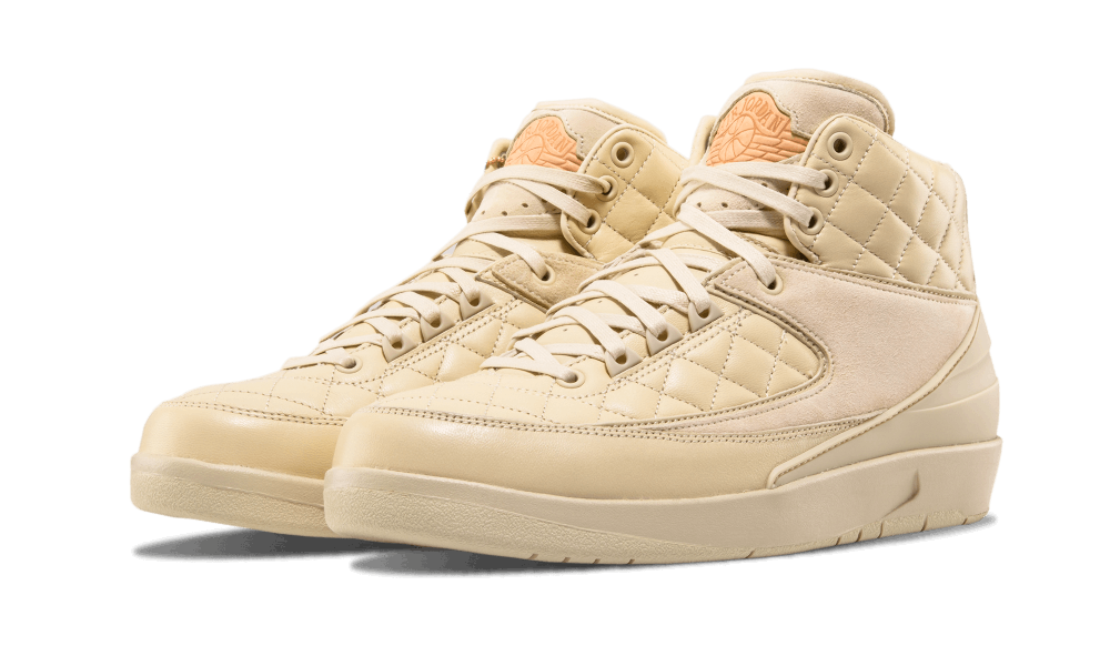 The Daily Jordan: Just Don x Air Jordan 2