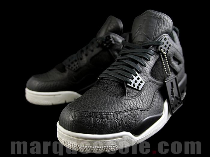 jordan 4s black