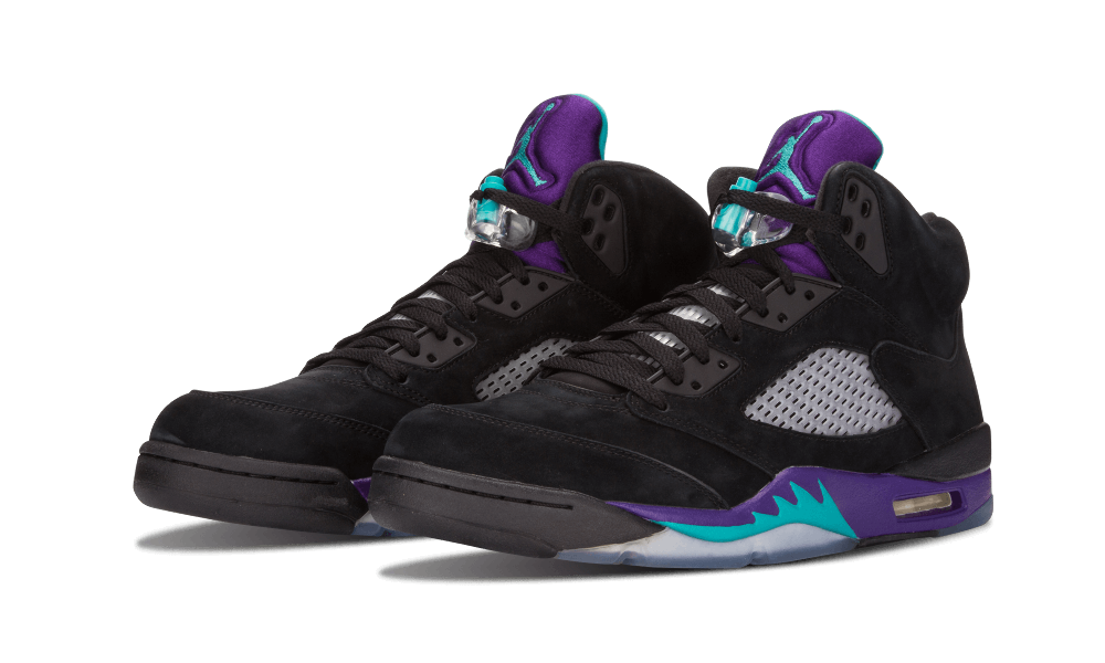 save off 7a21a e7e0f Air Jordan 5 Black Grape Archives - Air Jordans, Release Dates   More    JordansDaily.com