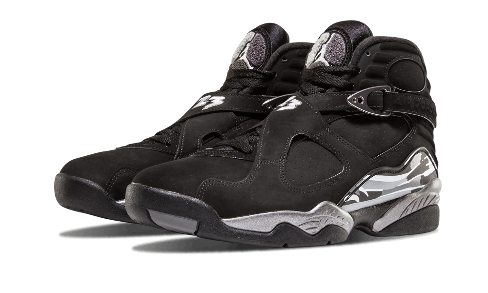 "huge discount cd7dc 9f7b6 The Daily Jordan: Air Jordan 8 ""Chrome†— Sneaker Kat"