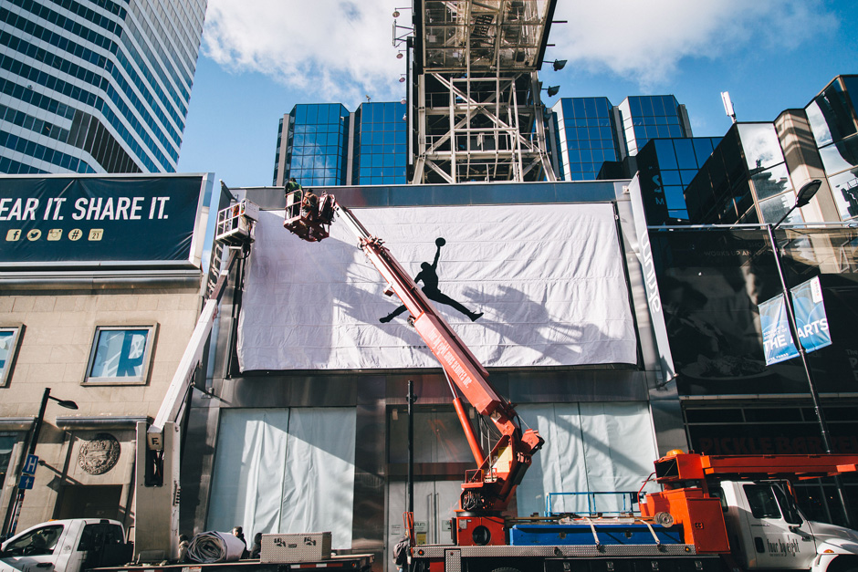 Jordan Brand Launching 306 Yonge For NBA All-Star Weekend