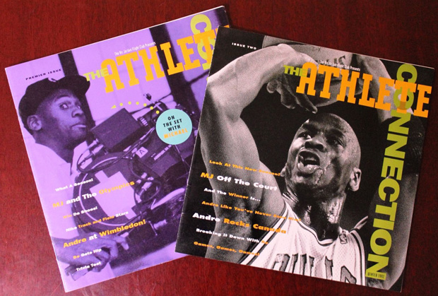 Vintage Gear: Air Jordan Flight Club Magazine