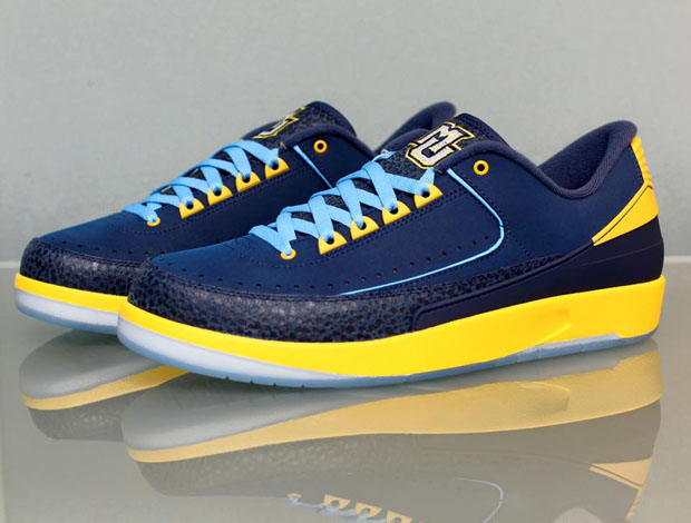 wholesale dealer a5133 e2219 Now this is what fans of the Air Jordan 2 Low have been waiting for.  Marquette kindly chimed in on social media earlier with a full look at  their new Air ...