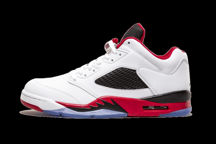 0e5dfd399c7d68 Air Jordan 5 Low Fire Red Archives - Air Jordans