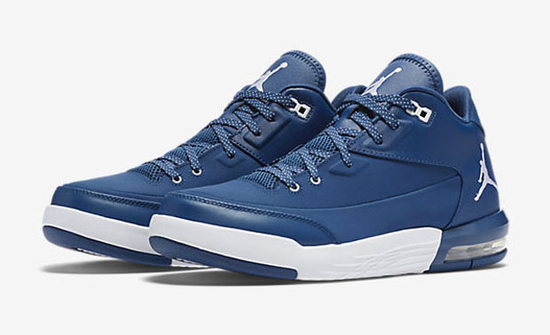 "Jordan Brand's heritage-inspired Flight Origin 3 is back for spring '16  themed in ""French Blue."" Which, as you can see here, is going to be a point  of ..."