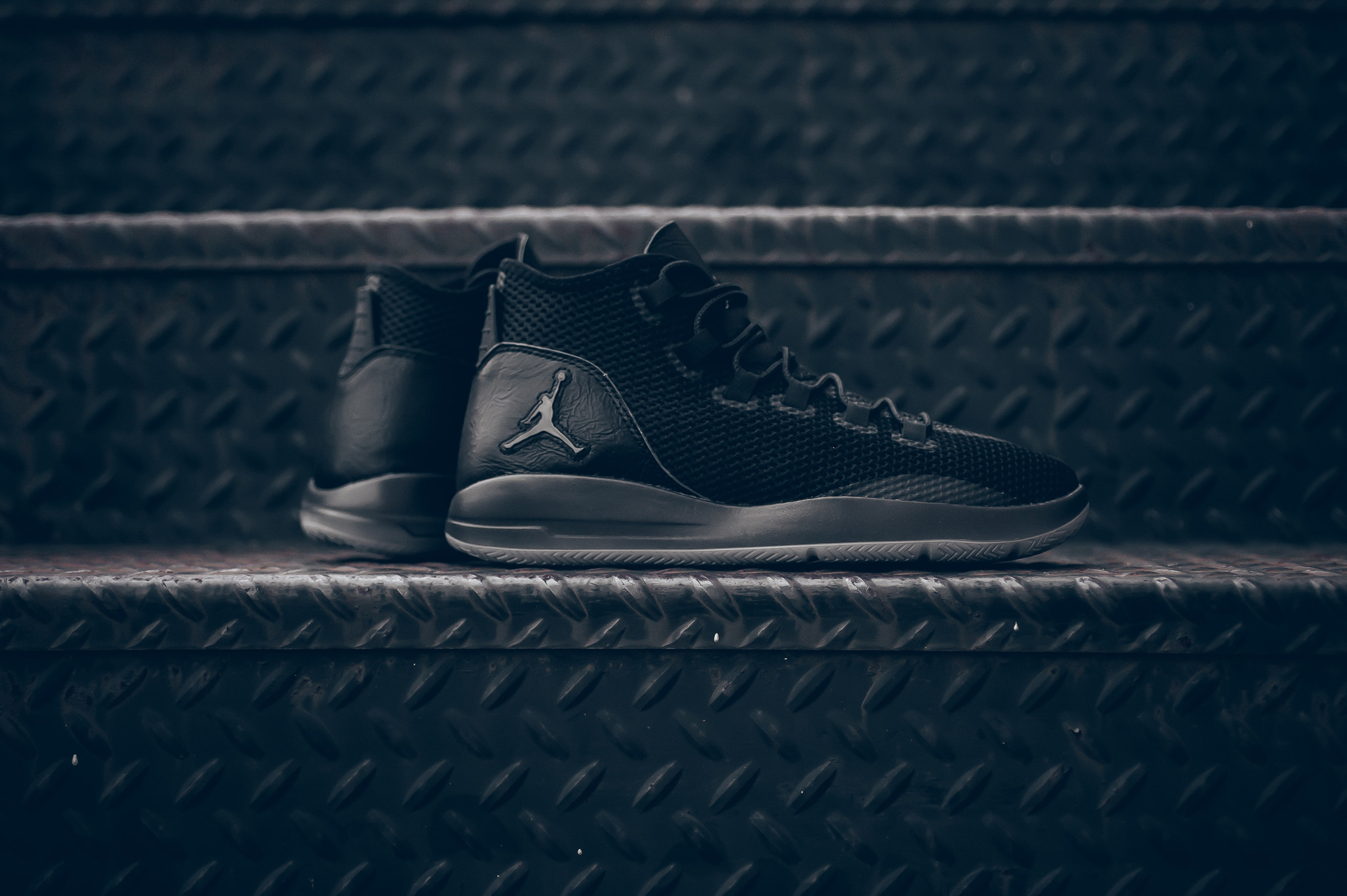 best sneakers 79c66 90524 ... get jordan reveal in black cat mode 98869 b0dff