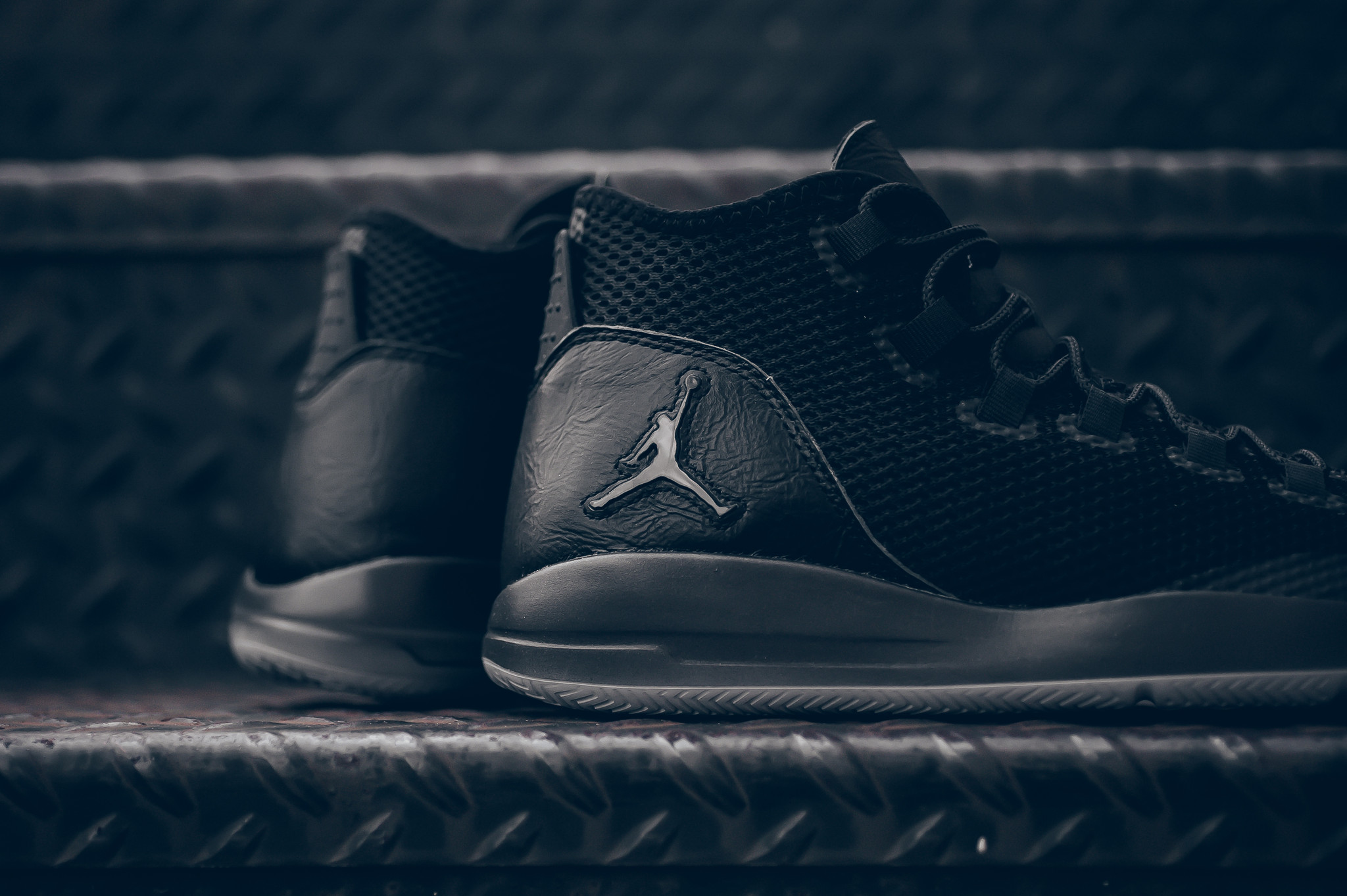 Jordan Reveal In Black Cat Mode