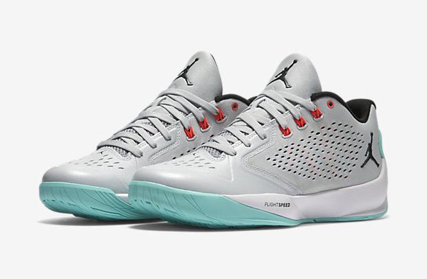 0b583977e29c Jordan Brand s workhorse hoops sneaker is back for spring 2016 a little  slimmed down. The Jordan Rising High Low sports a Nike Zoom Kobe 4  sleekness
