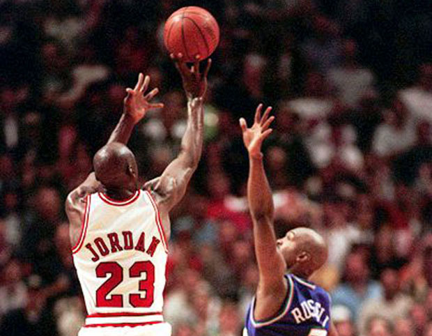 #MJMondays: MJ Ices Utah In Game 1