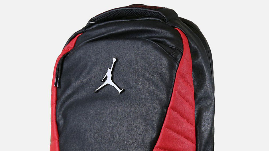 There S An Air Jordan 12 Flu Game Backpack Available Now f37852805ec1d