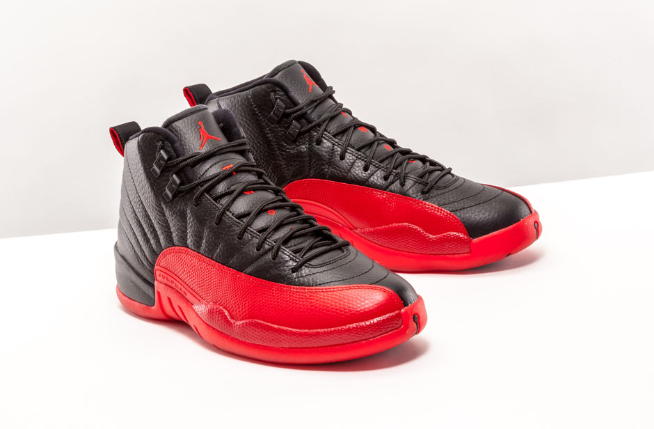 Air jordan 12 flu game release date