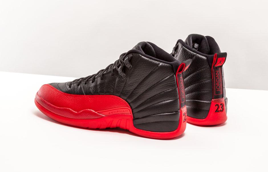"Air Jordan 12 ""Flu Game"" Ready For Release Tomorrow - Air Jordans, Release Dates & More ..."