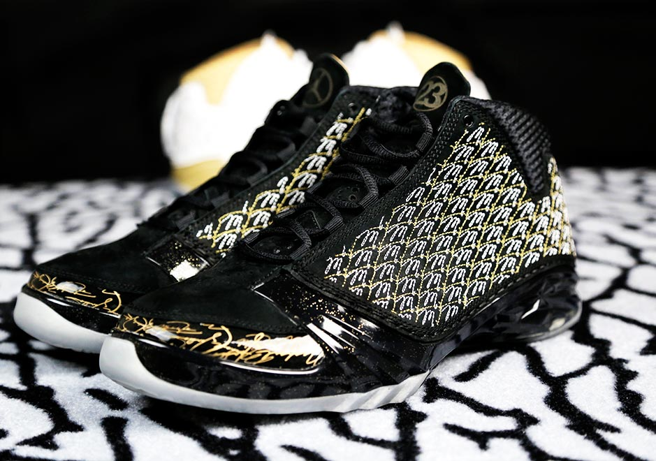 Check Out The Air Jordan Xx3 Quot Trophy Room Quot Exclusives In