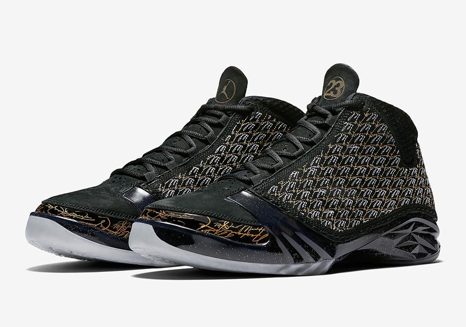 Air Jordan XX3 Trophy Room Black Gold Releasing On Nike