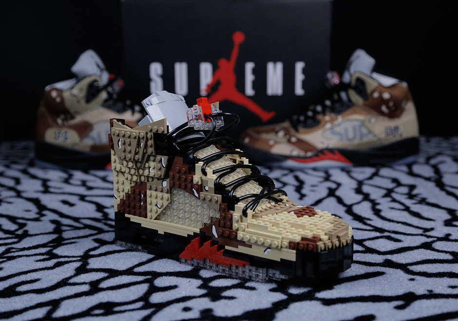 8e24d64528e658 Air Jordan 5 Supreme Archives - Air Jordans