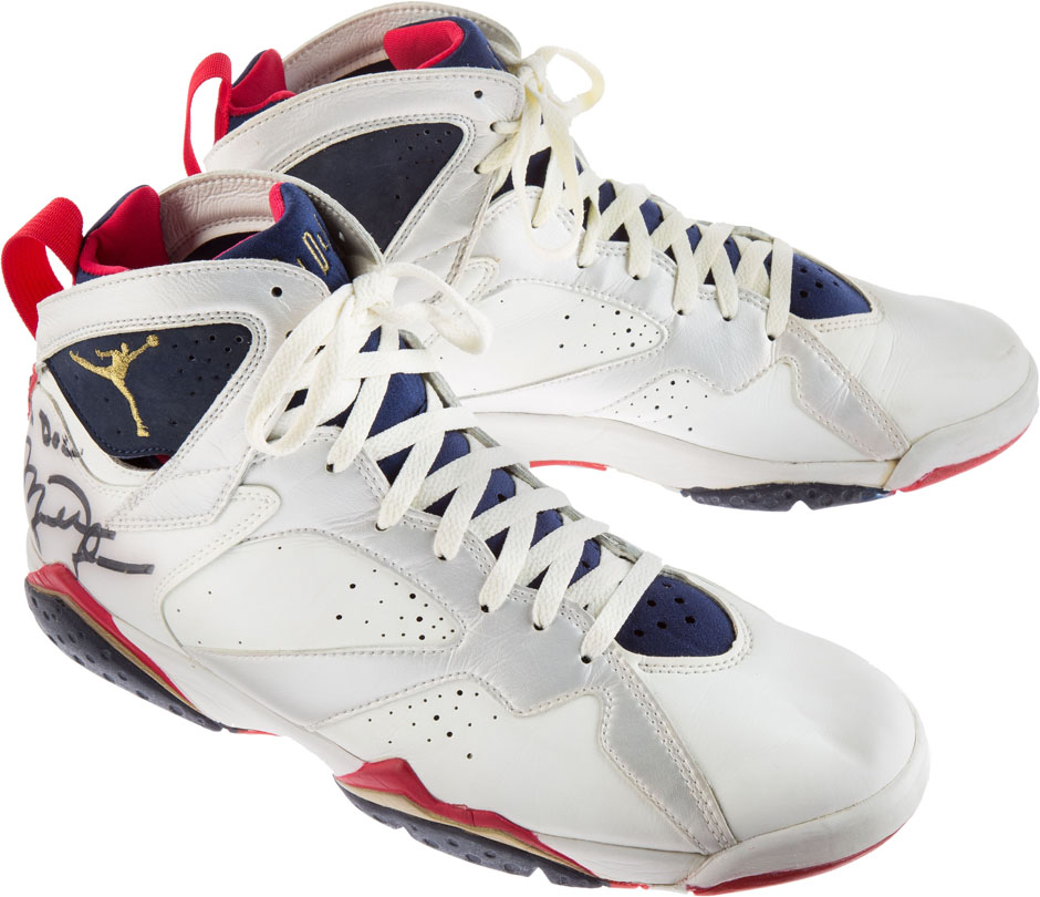 Olympic Basketball Shoes