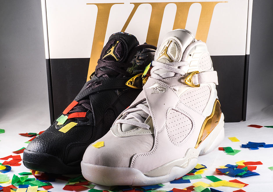 Up Close With The Air Jordan 8