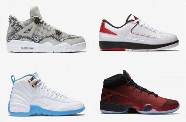 Air Jordan 2016 Releases
