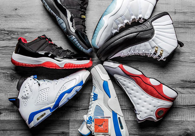 Huge Air Jordan Restock & Meet/Greet With Andre Ward This Weekend