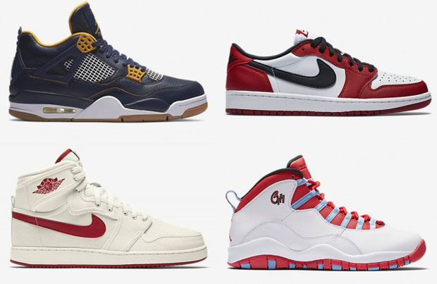 All These Air Jordan Retros Are Still Readily Available For Retail