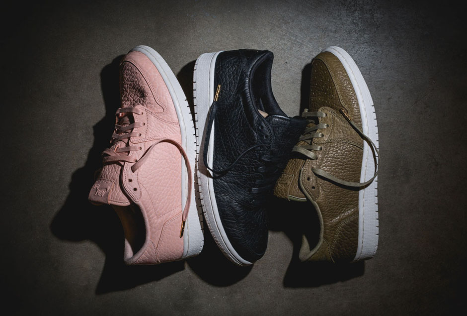 5b827f2dfcb Though the Nike Swoosh is among the most famous and well-known logos in the  world, it's not exactly necessary when it comes to Air Jordans. Air Jordan 1  ...