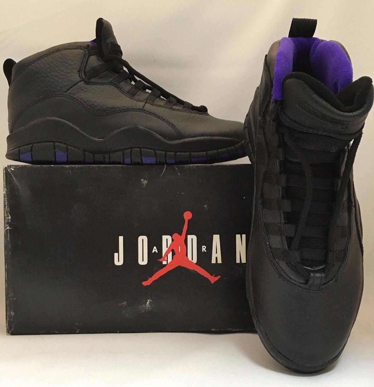 Rare Look At Air Jordan 10