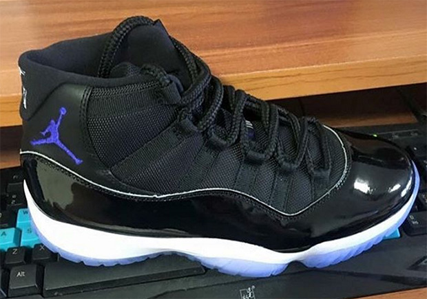 "Air Jordan 11 ""Space Jam"" Bringing Back The OG Shape On ...