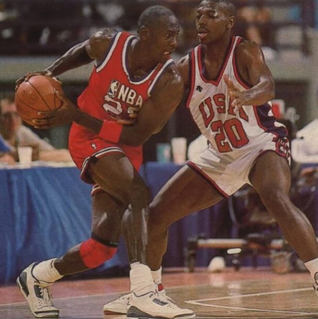 #MJMondays: MJ Shows The '88 Olympic Squad How It's Done - Air Jordans, Release Dates & More ...
