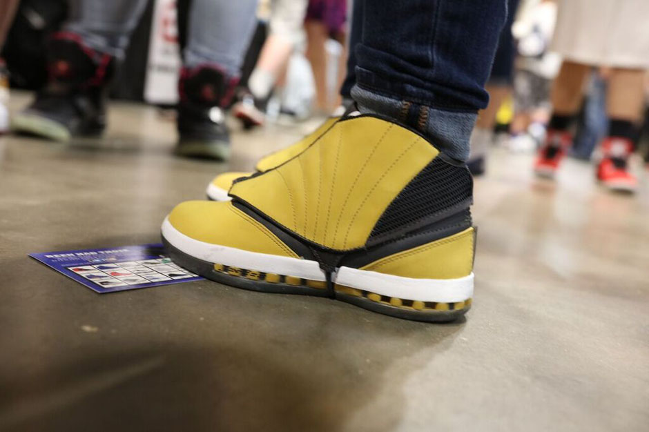 Tour The Top Air Jordan Heat From Sneaker Con Chicago - Air Jordans ... 6f3aaf048