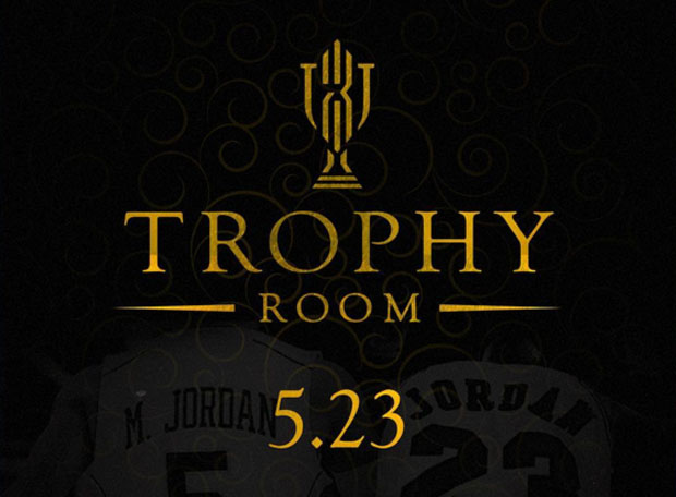 Marcus Jordan's Trophy Room Store Opens May 23rd