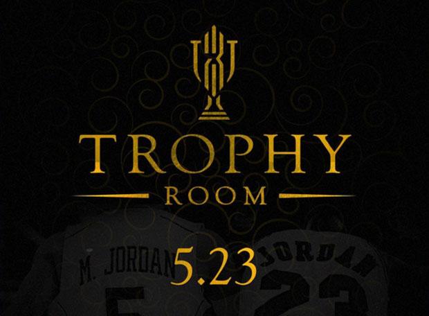 Marcus Jordan's Trophy Room Store Opens May 23rd