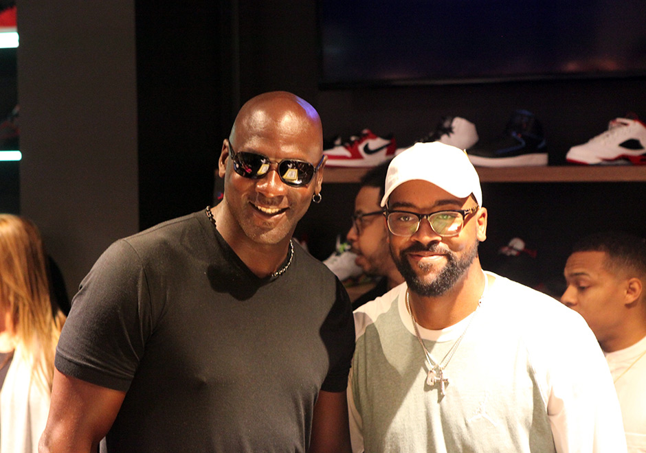 Go Inside Marcus Jordan's Just-Opened Trophy Room