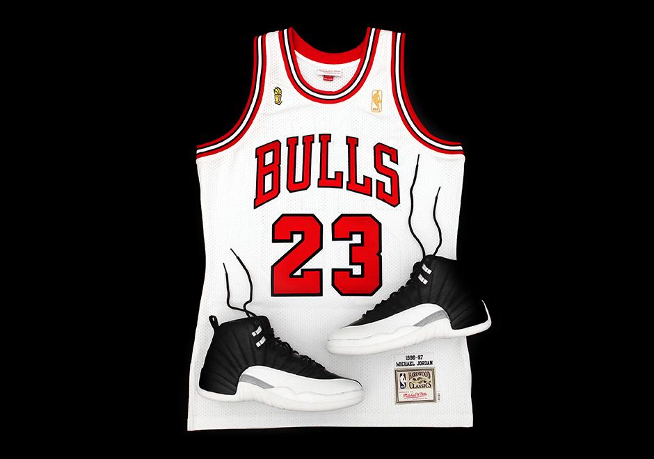 Mitchell & Ness Releasing Michael Jordan's 1997 NBA Finals Jerseys - Air Jordans, Release Dates ...