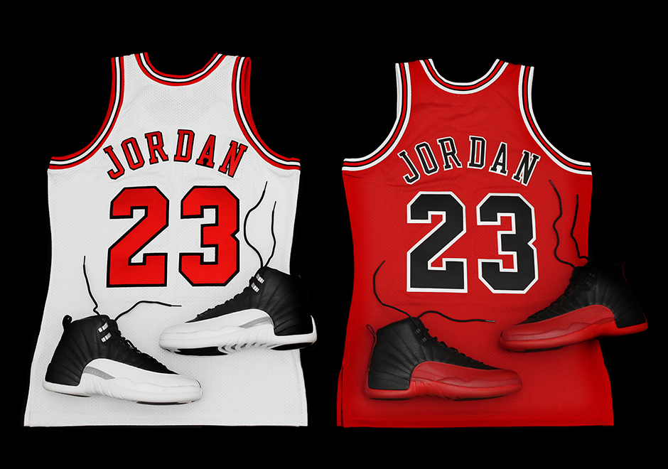 mitchell ness releasing michael jordan 39 s 1997 nba finals. Black Bedroom Furniture Sets. Home Design Ideas