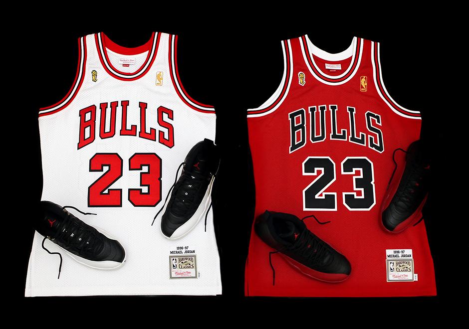 Mitchell & Ness Releasing Michael Jordan's 1997 NBA Finals ...